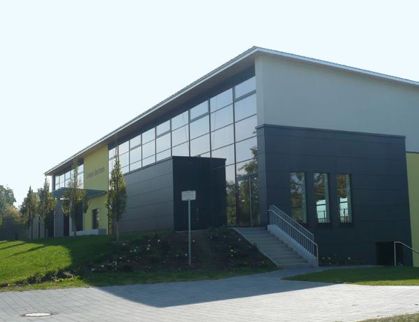 Sporthalle Weilheim