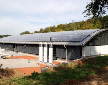 Sporthalle Eberdingen