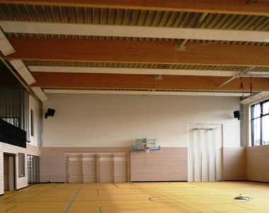 Turnhalle in Wendlingen