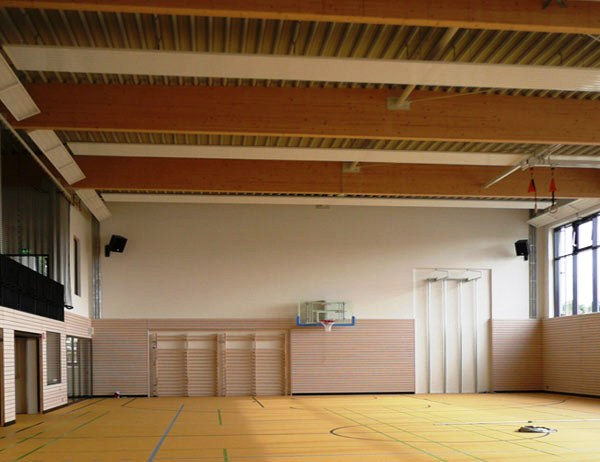 Turnhalle in Wendlingen