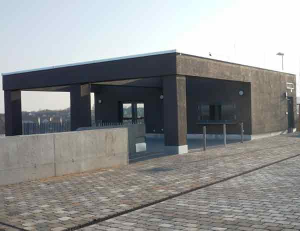 Multifunktionsgebäude Markgröningen