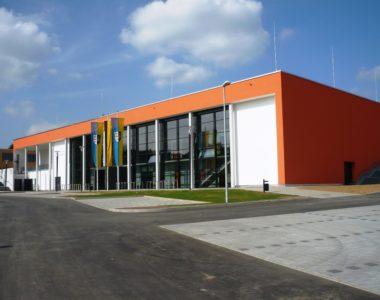 Sporthalle Backnang