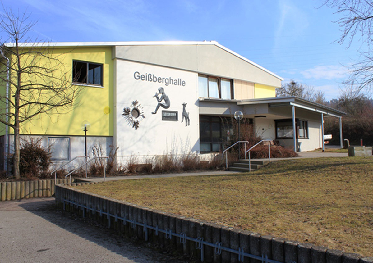 Geißberghalle Simmozheim