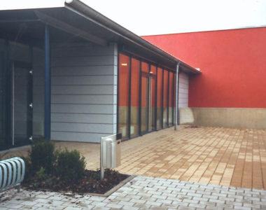 Sporthalle Crailsheim