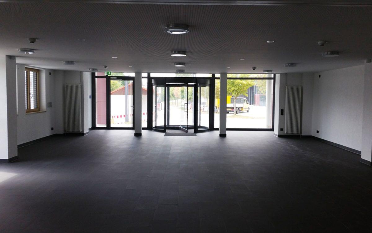 Drehtür Foyer