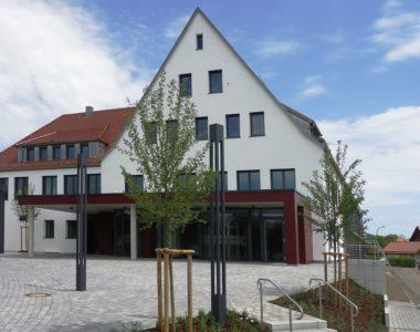Umbau Gemeindehalle Gschwend