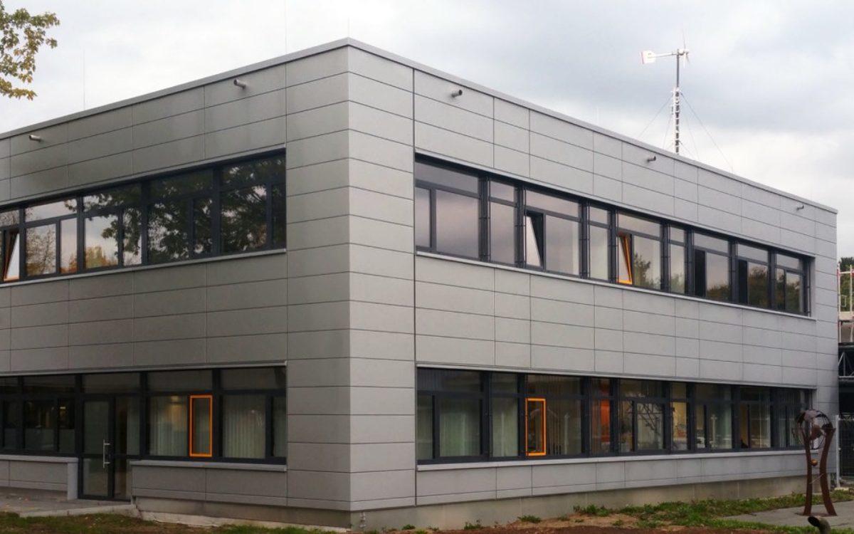 13-10-2017 Fassade fertiggestellt