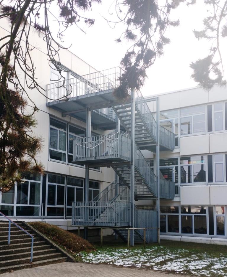 Friedrich-List-Gymnasium Asperg – 5. Bauabschnitt