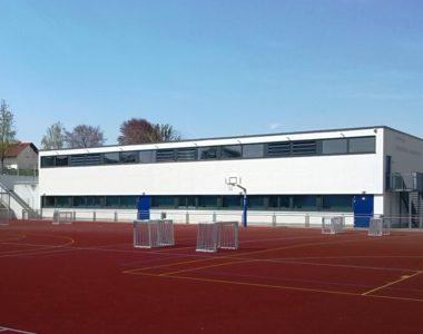 Großbottwar Schulsporthalle