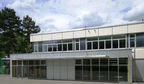 Friedrich-List-Gymnasium Asperg Erweiterung Mensa
