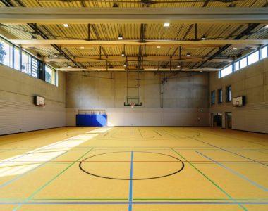 Neubau Lindachhalle Mühlacker