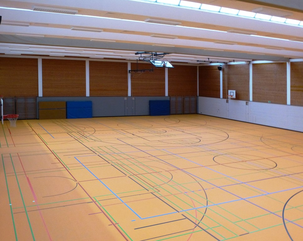 BSZ Ludwigsburg  Sporthalle 2