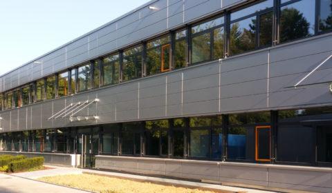 BSZ Bietigheim-Bissingen Fassadensanierung 1. BA