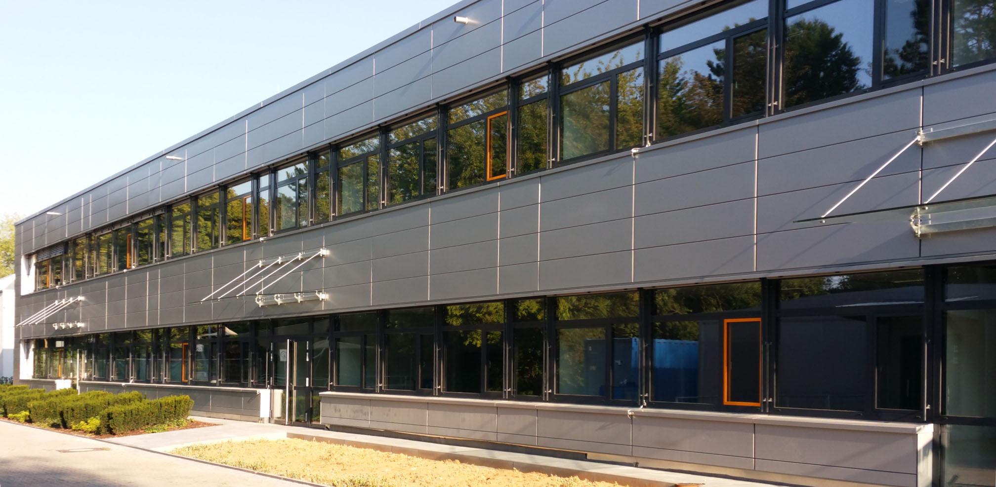 BSZ Bietigheim-Bissingen Fassadensanierung