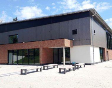 Auenwald Sporthalle Hohnweiler
