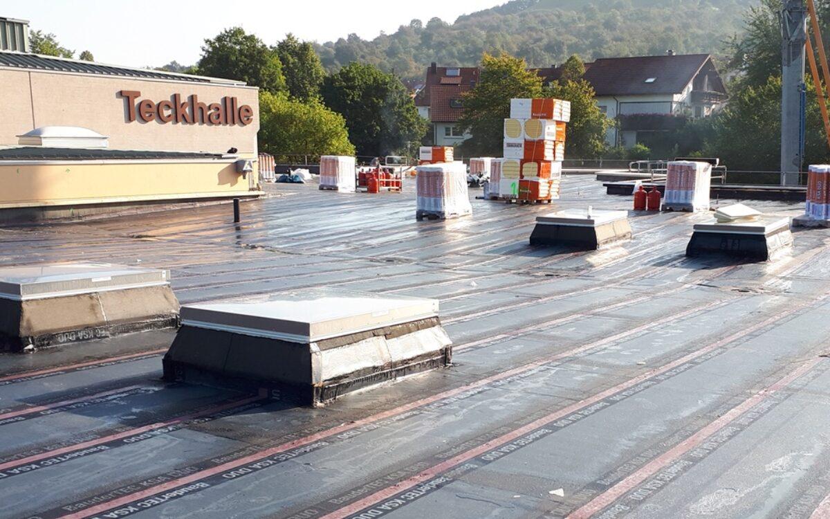 11-09-2019_ Neuer Dachaufbau