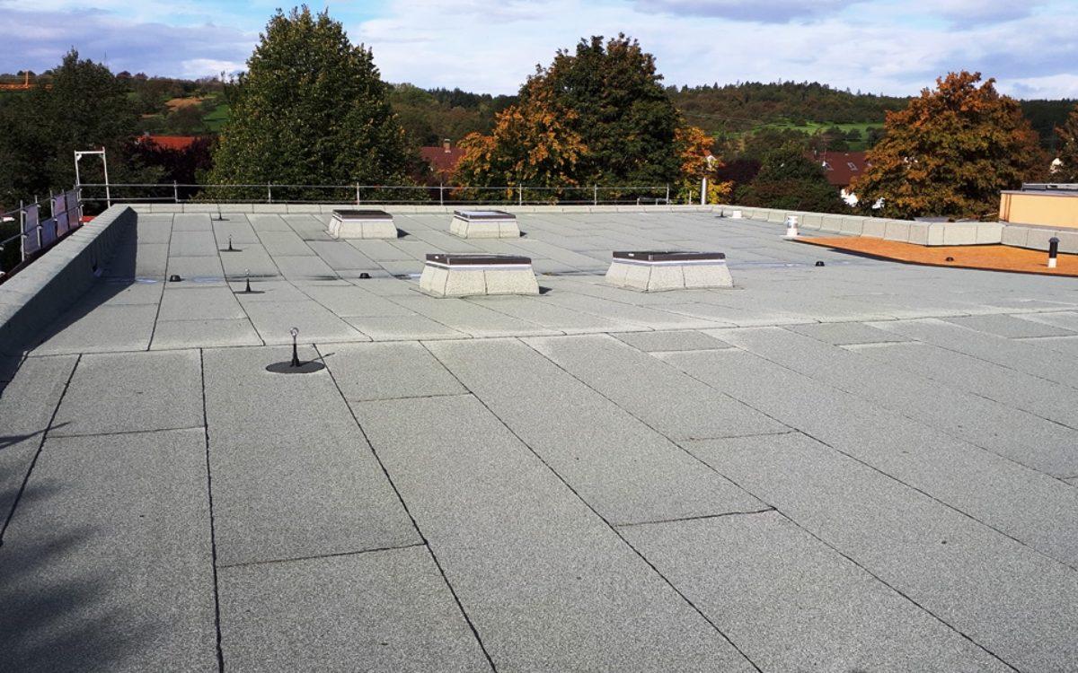 25-09-2019 Fertigstellung Dachfläche