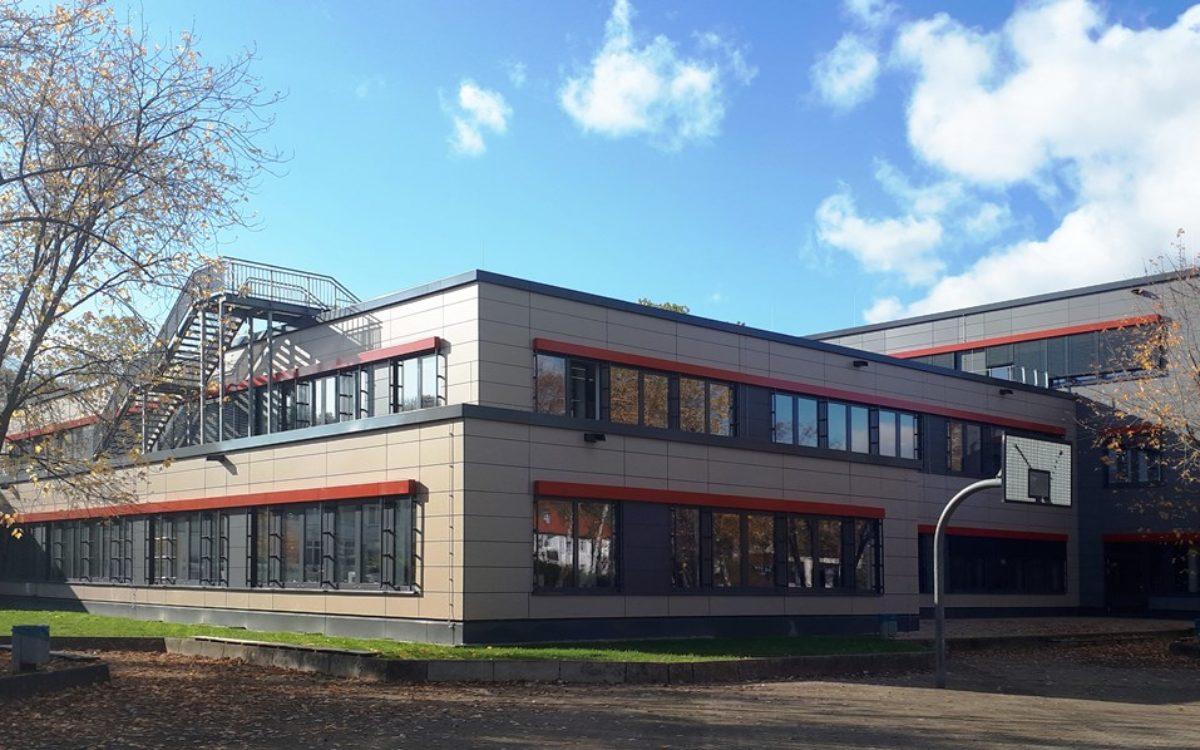 13-11-2019_Schulhof Nord-Ostansicht