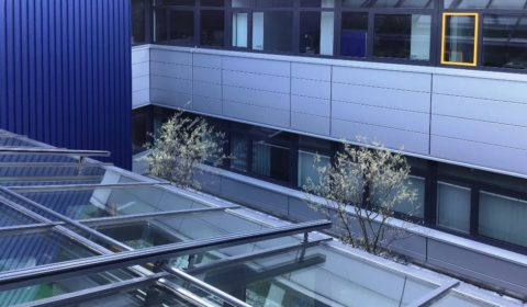 BSZ Bietigheim-Bissingen Fassadensanierung 3. BA