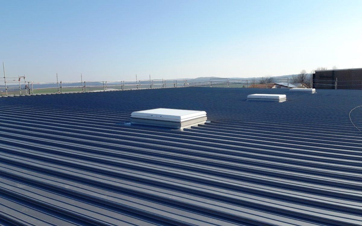 26-03-2020 Fertigstellung Dach