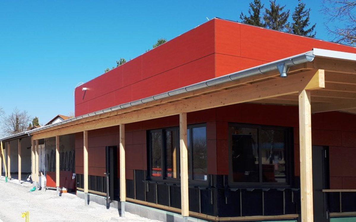 01-04-2020 Fertigstellung Verkaufsgebäude