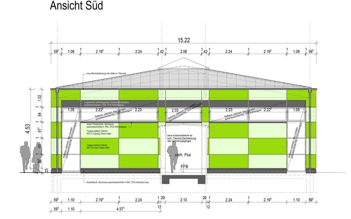 2021-02-09 Gymnastiksaal Owen Südansicht