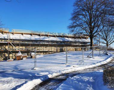 Baltmannsweiler Sanierung Sporthalle