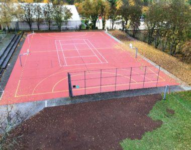 BSZ Fischerpfad Sanierung Kleinspielfeld