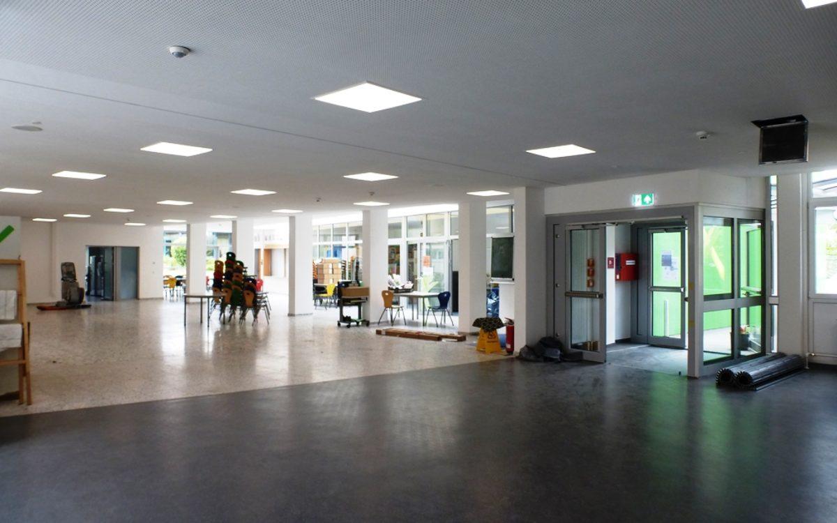 2021-05-12 Eingangsbereich Innen