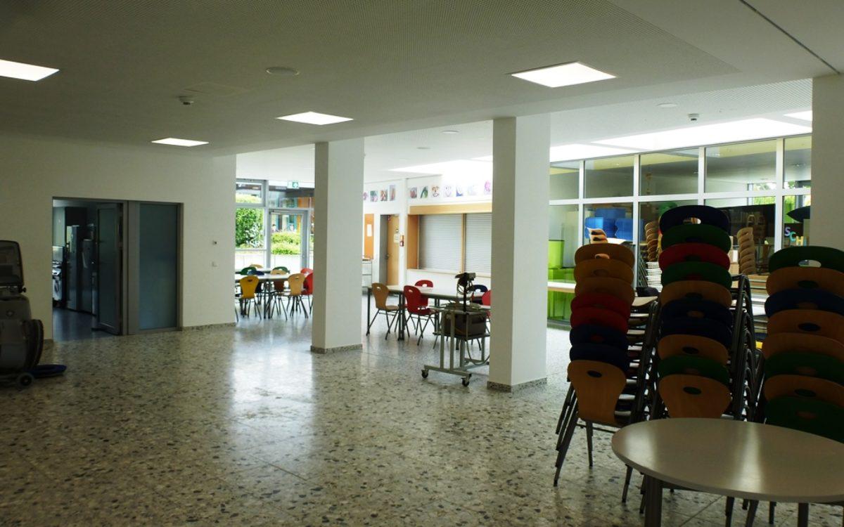 2021-05-12 Innenbereich der Schule